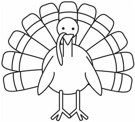 thanksgiving coloring pages printables preschool turkey coloring pages printable for preschool coloring home
