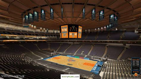 msg section 226 madison square garden seating chart detailed seat