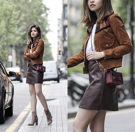 gast 233 lum mango suede jacket shein faux leather