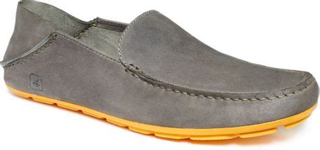 sperry top sider wave driver loafer sperry top sider wave driver convertible loafers in gray