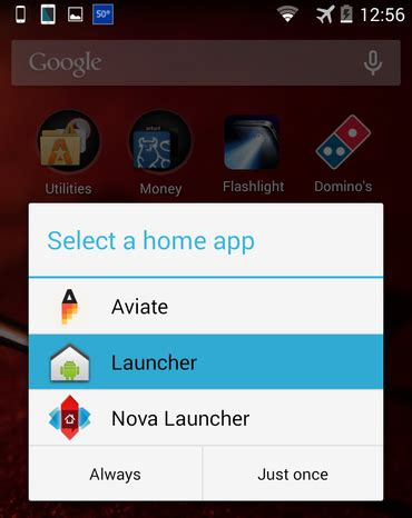 reset your android phone to the default launcher how to reset your android box to the default launcher