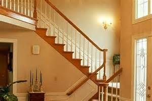 Calculate stairs with landings