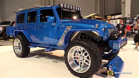 customized 2016 jeep 2016 jeep wrangler customized by truck exterior