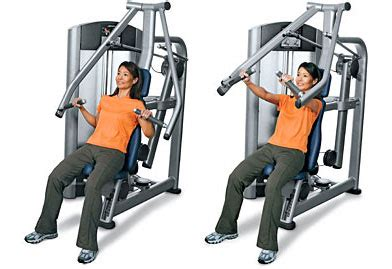 Incline Machine by Machine Incline Press Exercise Bodybuilding Wizard