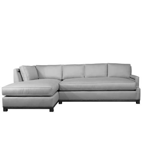 2 piece sectional with chaise lounge stewart furniture 181 taub cleo 2 piece sofa chaise