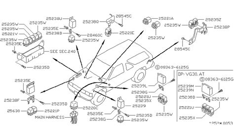 beautiful 1993 nissan pathfinder wiring diagram pictures