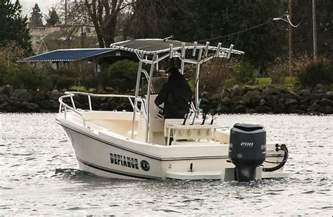 defiance boats research 2015 defiance boats commander 220 ex on