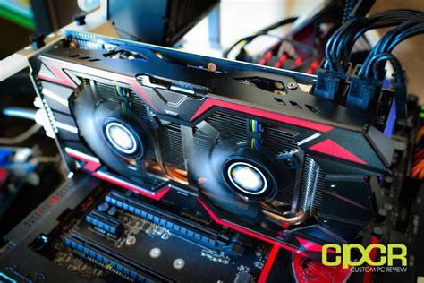 power color review powercolor radeon r9 285 turboduo 2gb custom pc
