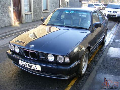 classic bmw m5 bmw classic car e34 m5