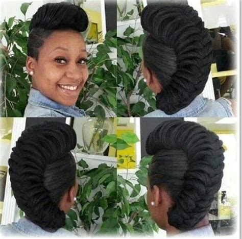 french roll bun w stuffing on fine natural hair easy 31 best images about french rolls on pinterest french