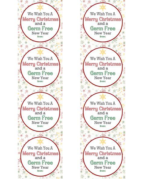 germ   year gift idea   tags liz  call