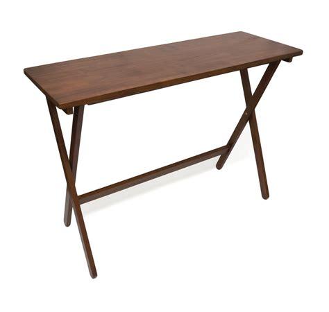 Fold Table by Folding Walnut Buffet Table Folding Furniture