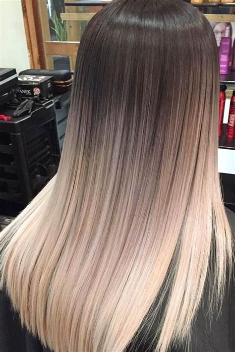 ombre hair color 60 most popular ideas for ombre hair color take