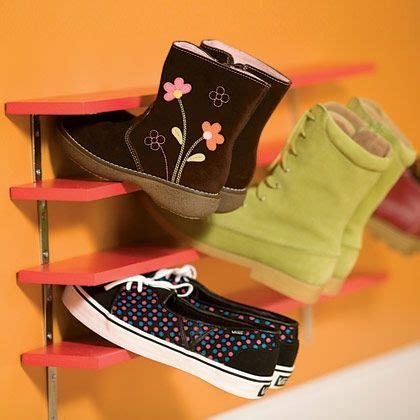 easy shoe storage easy shoe storage that lets sneakers and snow boots