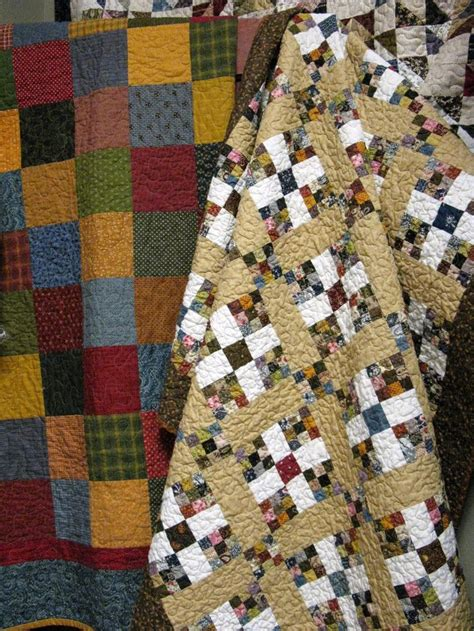 pin by higgins on 9 patch quilts and variations