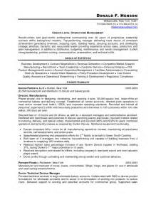 Factory Manager Sle Resume by Plant Manager Resume Getessay Biz