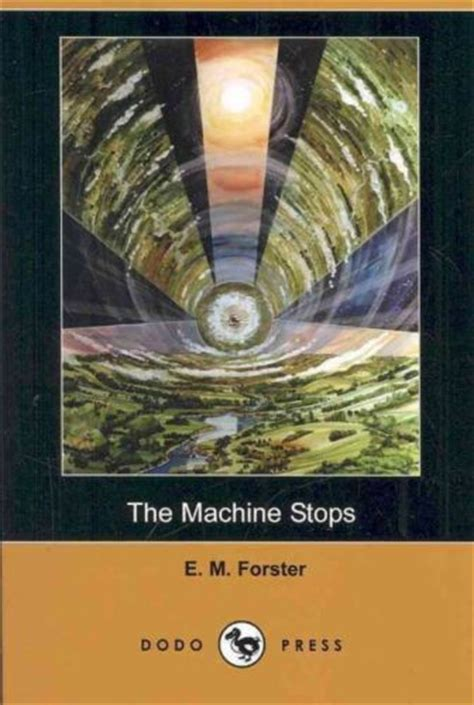 letters from ray e m forster s 1909 story the machine stops predicts the web tablets and