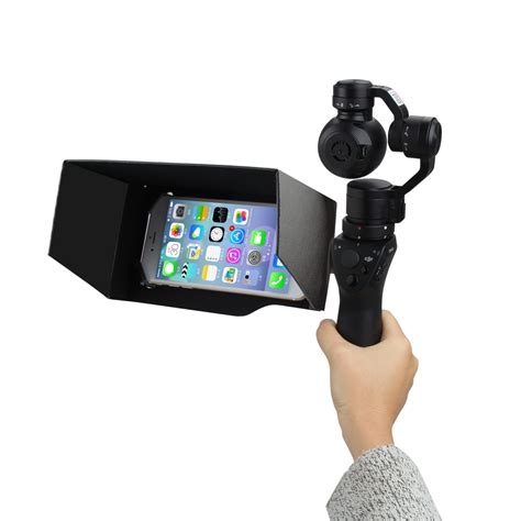 Promo Dji Osmo Mobile 3 aliexpress buy dji osmo handheld 3 axis gimbal accessories updated parts 5 5 inch foldable