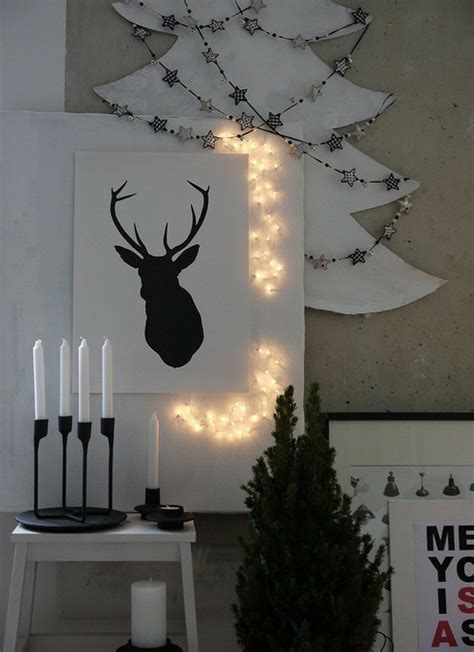 scandinavian christmas decor furnish burnish