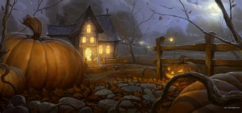 wallpaper for desktop halloween halloween desktop wallpapers free wallpaper cave