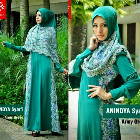 Anindya Syari Gamis Cantik Pusat Gamis Muslim Anindya Syari By