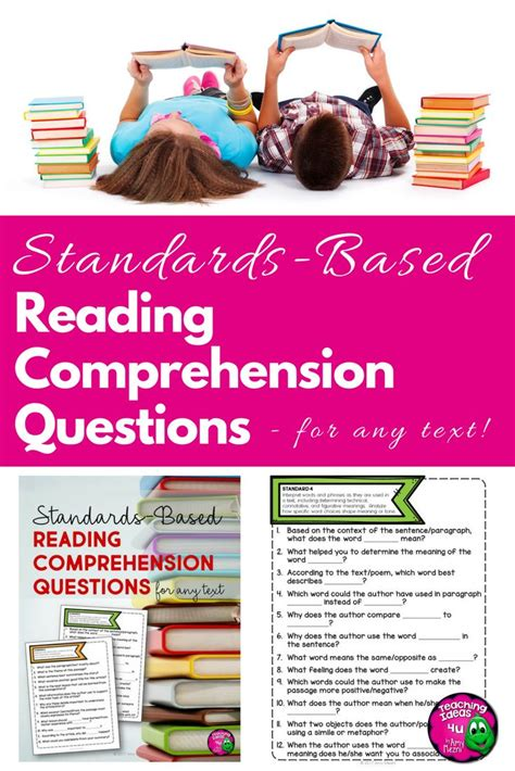reading comprehension test teachers 413 best teachingideas4u ideas for grades 3 8 images on
