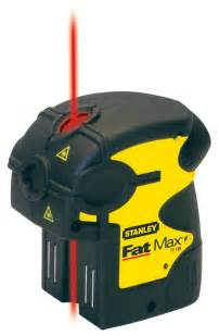 stanley fatmax pb2 self leveling laser plumb bob with