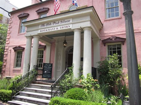 the olde pink house savannah ga the olde pink house savannah