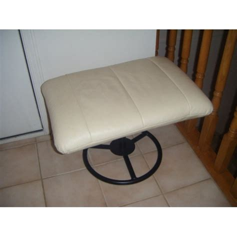swivel rocker with ottoman leather look swivel rocker with ottoman allsold ca buy