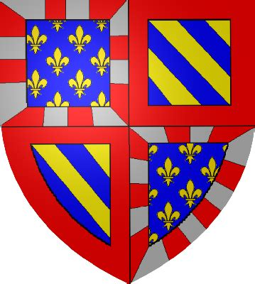 Armoiries Bourgogne by Burgundija Wikipedija Prosta Enciklopedija
