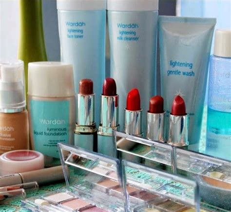 Bedak Muka Wardah 4 daftar produk perawatan kecantikan wajah wardah moment a
