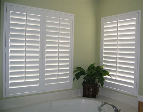 Wooden Window Shutters Interior Mastercraft