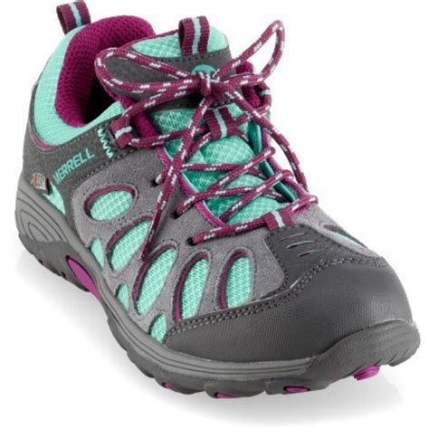 merrell chameleon low lace wp shoes rei