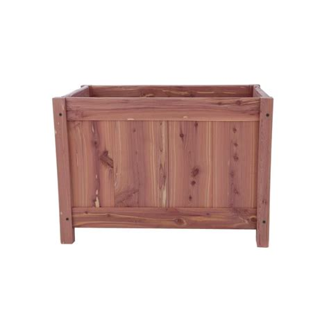 Planter Box Home Depot by Pennington 15 In X 24 In Wood Planter Window Box