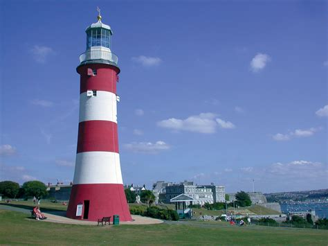 the hoe plymouth smeaton s tower plymouth museums galleries archives