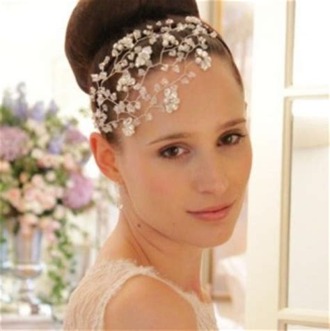 Wedding Hair Accessories Article by Wedding Side Tiaras Article By Hermione Harbutt
