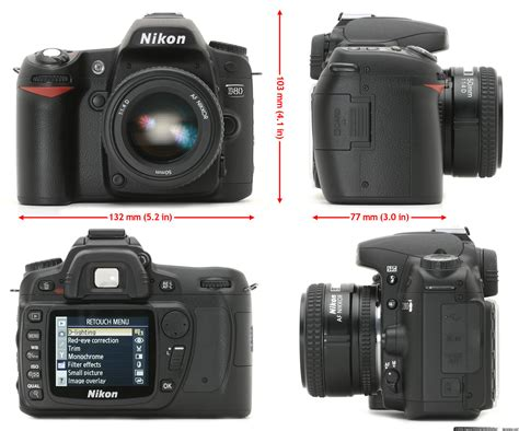 nikon d80 nikon d80 review digital photography review