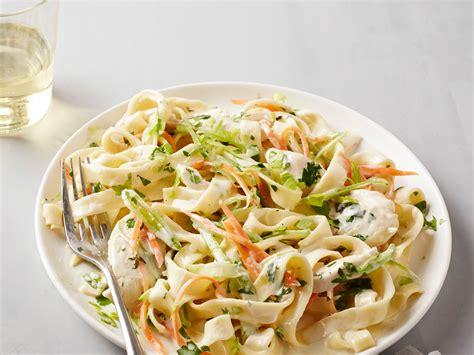 pasta recipes creamy miso chicken pasta recipe dishmaps