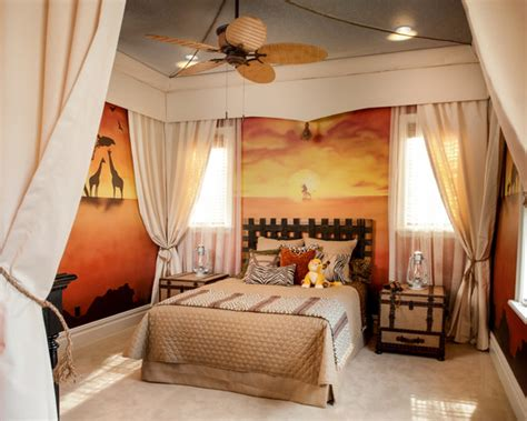 african themed bedrooms african safari decor home design ideas pictures remodel