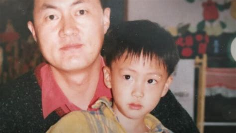 bts jin father bts and gfriend share childhood photos as part of smart