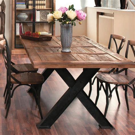 tavolo vintage tavolo industrial chic mobili etnici e vintage chic