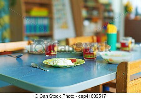 meal time  kindergarten