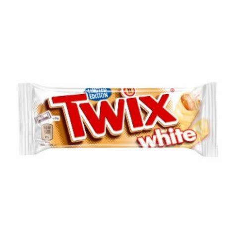 Twix White twix white 46g approved food