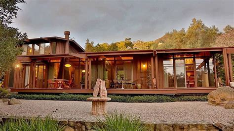 six for sale homes designed by frank lloyd wright acolytes