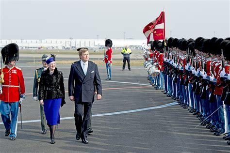 programma koninklijk huis staatsbezoek aan denemarken programma nieuwsbericht