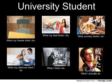 U Of A Memes - university student meme generator what i do