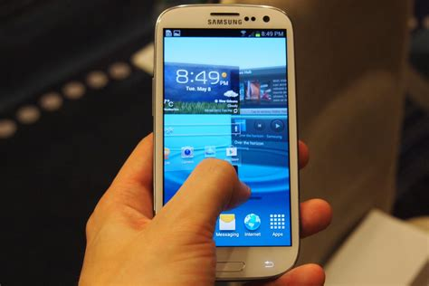 three s samsung galaxy s3 impressions maybe it is designed by