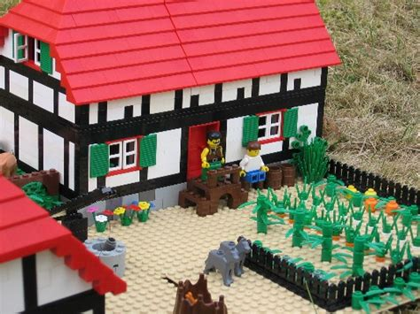lego farm house and lego barn lego farm house and lego barn