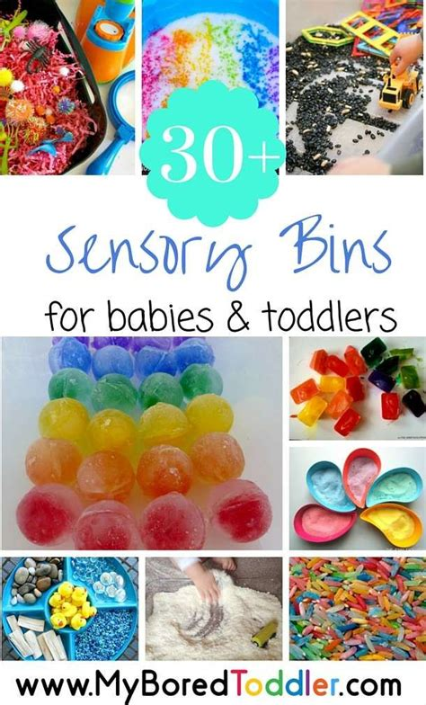 sensory table for toddlers sensory bins for babies and toddlers education