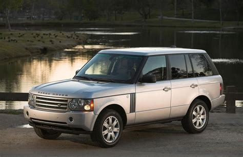 land rover 2007 2007 land rover range rover photo gallery autoblog